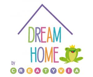 Dream Home By Creatyvia logo
